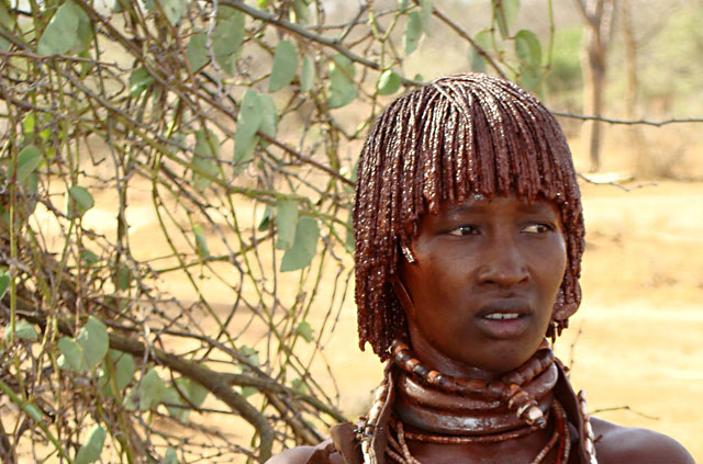 African Tribe Women